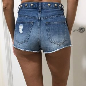 DENIM SHORTS Forever 21!